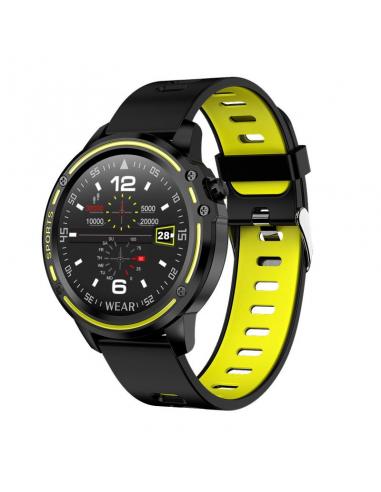 Smartwatch męski pulsometr Roneberg RL8