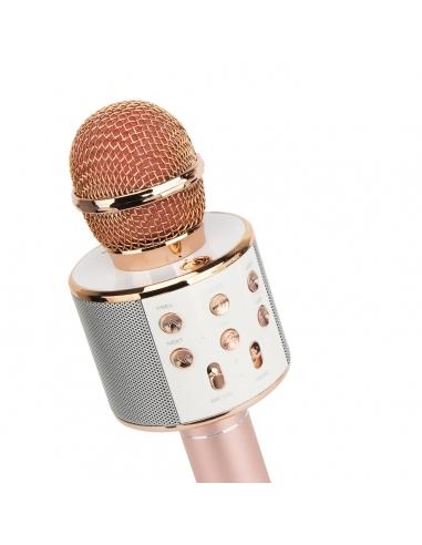 Bezprzewodowy mikrofon KARAOKE...