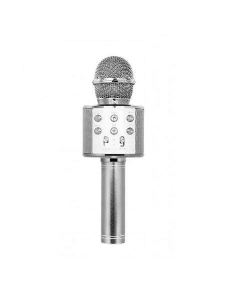 bezprzewodowy mikrofon karaoke dla dzieci