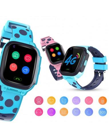 Smartwatch dziecięcy z kamerą i GPS -...