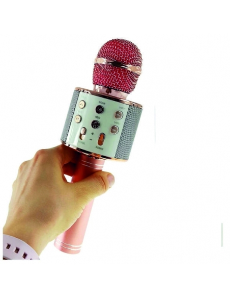 mikrofon karaoke bluetooth