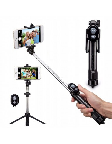 Selfie stick i statyw do telefonu z...