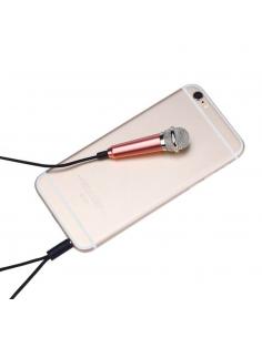 mini mikrofon karaoke do telefonu