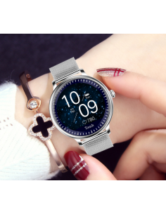 Elegancki smartwatch damski...