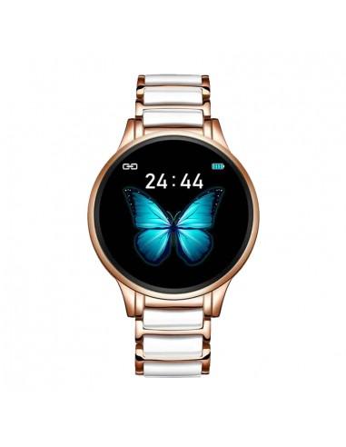 Elegancki smartwatch damski z...