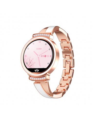 Elegancki smartwatch damski RKA12