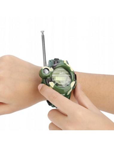 Wojskowy zegarek multifunkcyjny 7 w 1...