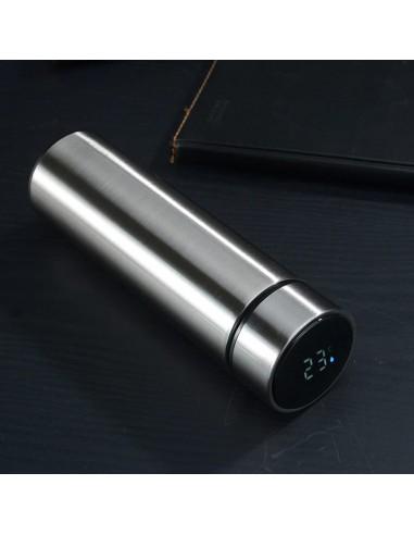 Smart kubek termiczny termos LED...